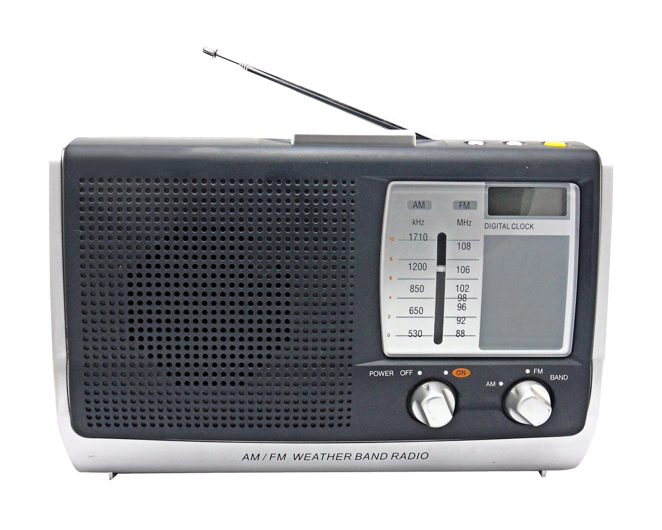 PNG Radio Black And White - 75597