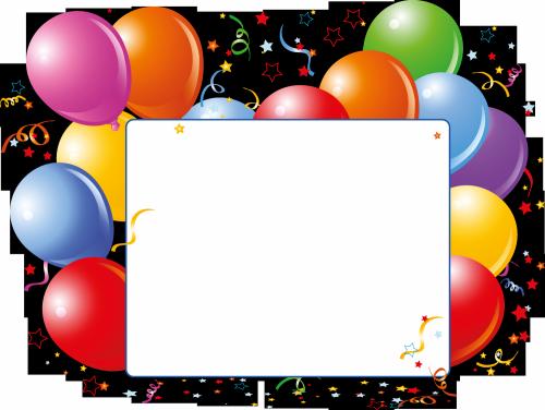 Geburtstags-Zubehör