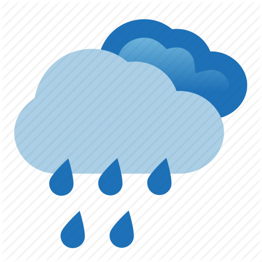 Cloud, rain icon - PNG Rain Cloud