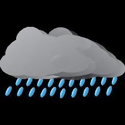 Format: PNG - PNG Rain Cloud