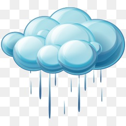Rainy Day, Clouds, Rain, The Weather PNG Image - PNG Rainy