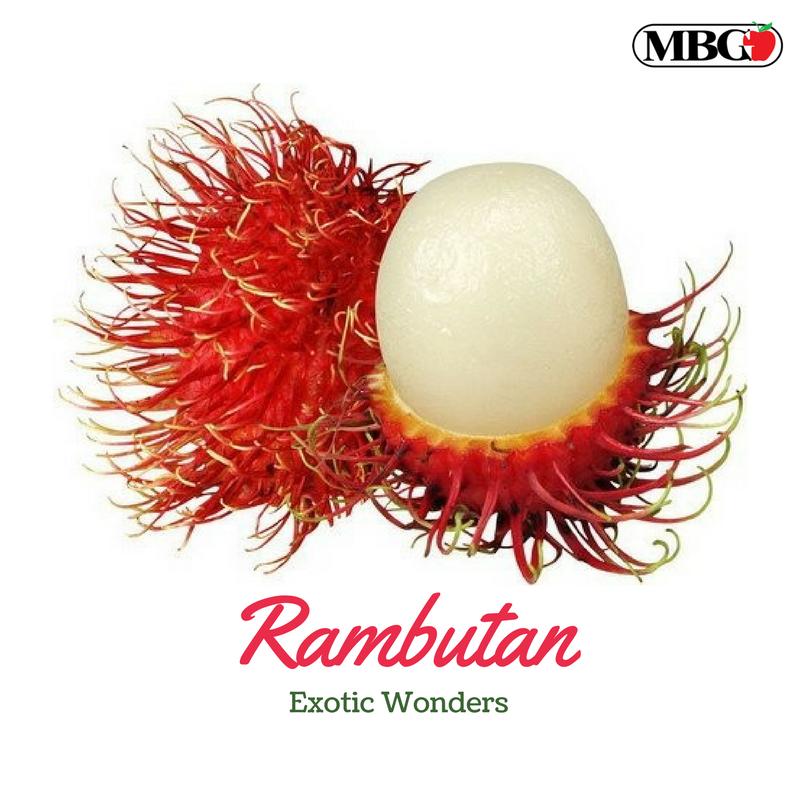 PNG Rambutan - 67855