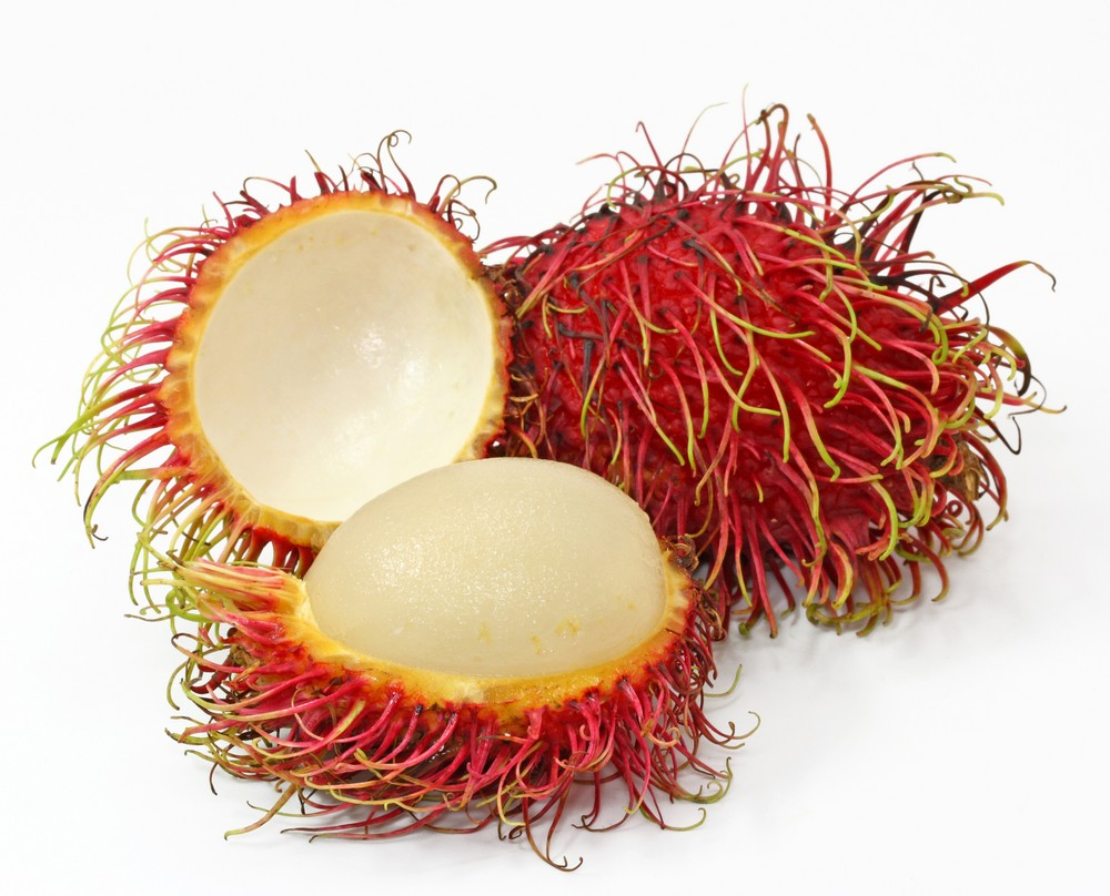 rambutan inside-2 - PNG Rambutan
