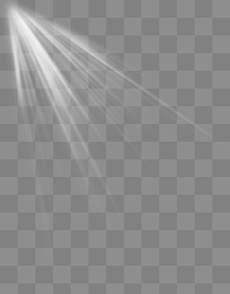 Ray light effect, White, Light Effect, Rays PNG Image - PNG Rays Of Light