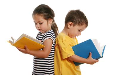 PNG Reading Children - 75459