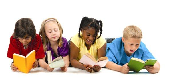 PNG Reading Children - 75465