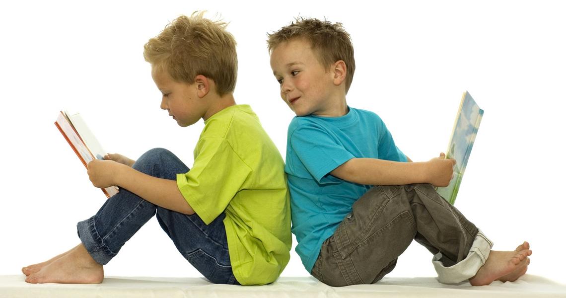 PNG Reading Children - 75457