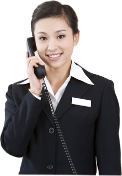 PNG Receptionist - 75851