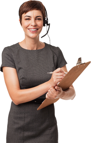 PNG Receptionist - 75842