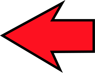 Arrow sharp red left - /signs_symbol/arrows /arrow_large_sharp/Arrow_sharp_red_left.png.html - PNG Red Arrow