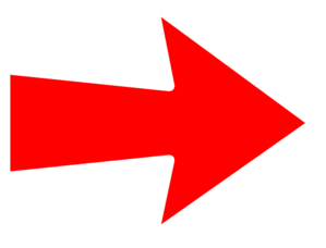 Edited Red Arrow Clip Art - PNG Red Arrow