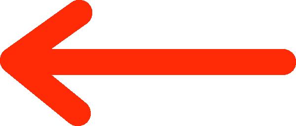 Red Arrow Clip Art At Clker Pluspng.com - Vector Clip Art Online, Royalty Free U0026  Public Domain - PNG Red Arrow
