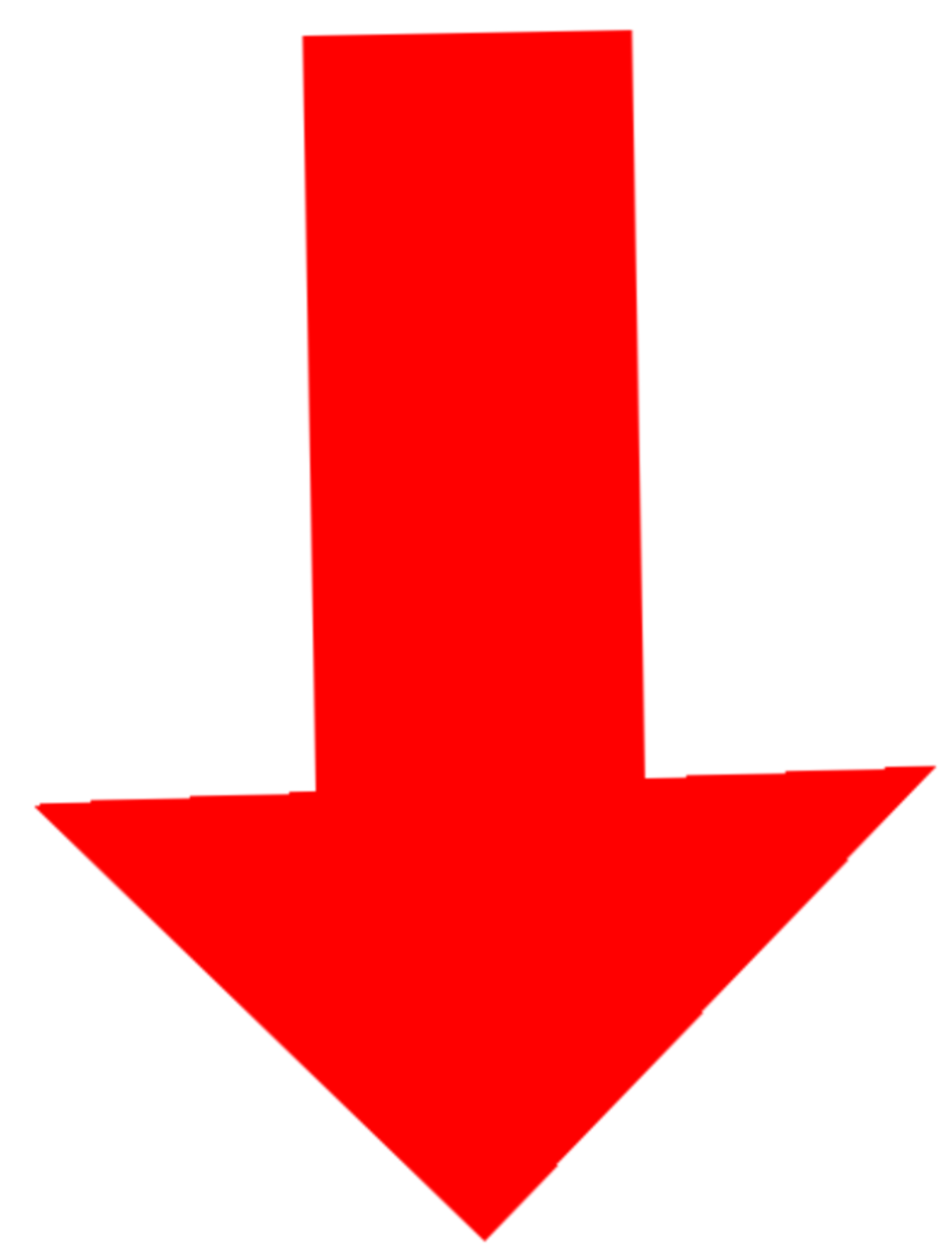 PNG Red Arrow - 75553