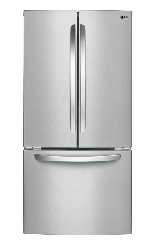 Image for LG 23.6cu.ft French Door Refrigerator - LFC24786ST from EconoMax - PNG Refrigerator