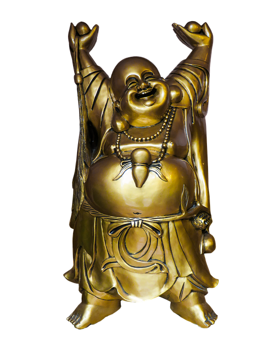Buddha, Religion, Statue, Gold, Thailand, Golden Statue - PNG Religion