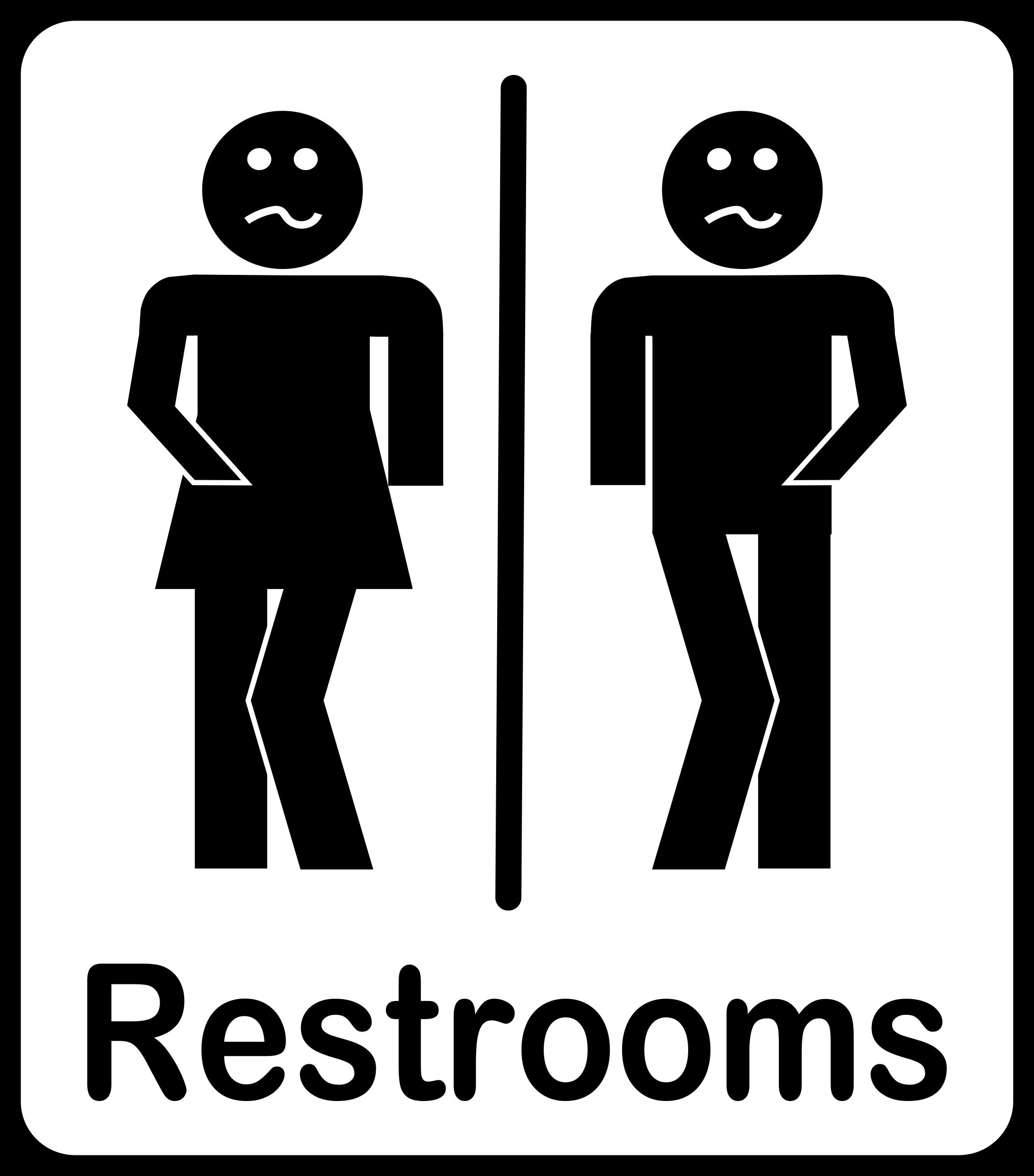 BIG IMAGE (PNG) - PNG Restroom