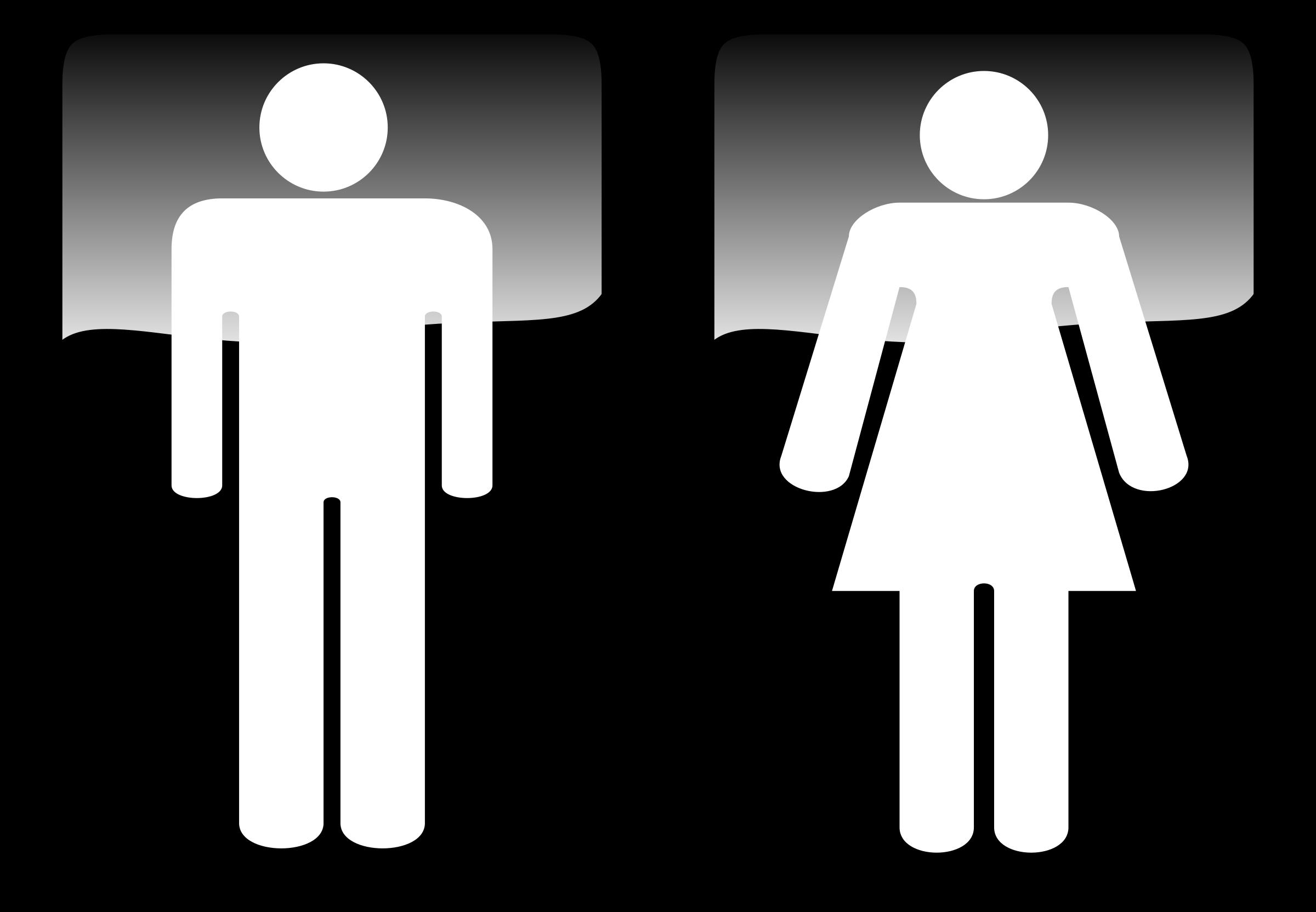 Restroom Icon image #42395 - PNG Restroom