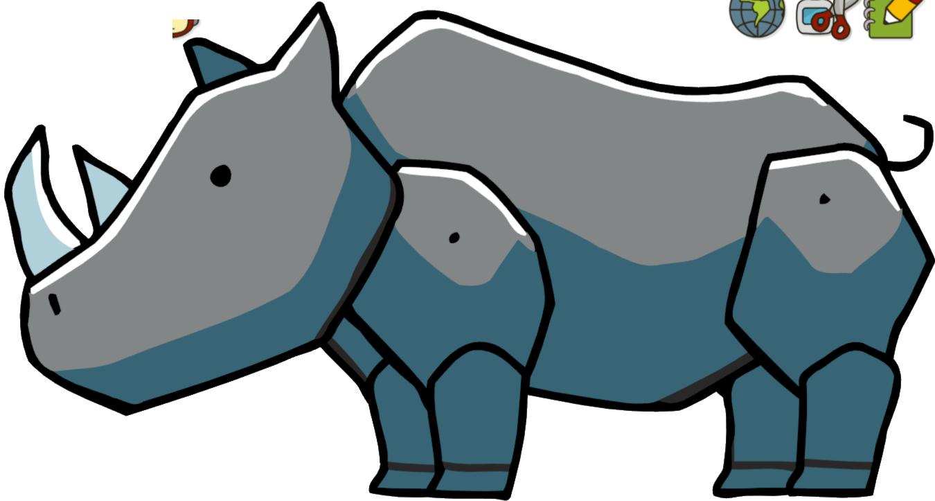 Rhino.png - PNG Rhino