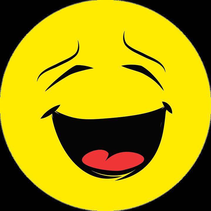 Émotion, Visage, Heureux, Rire, Tour, Smiley - PNG Rire