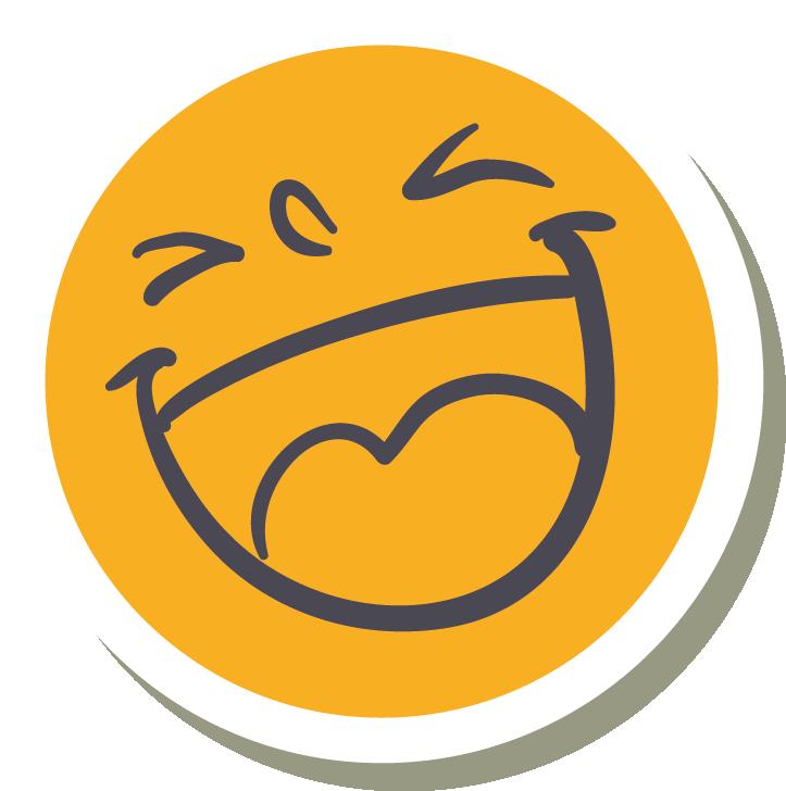 Pas besoin de recourir à des blagues ou de lu0027humour, le rire est stimulé en  groupe ! Le rire forcé se transforme rapidement en rire naturel. - PNG Rire