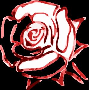 PNG Rose Outline - 75376