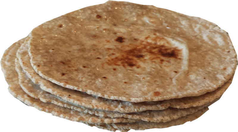 Ingredient List - PNG Roti