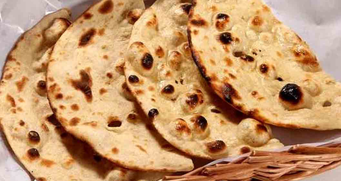 Ingredients: - PNG Roti