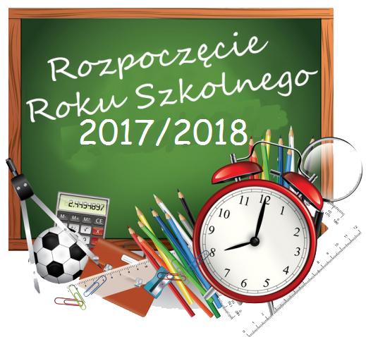 Uroczystość rozpoczęcie roku szkolnego 2017/2018 odbędzie się 4 września  2017r. (poniedziałek) w godzinach: klasy 4-7 - godz.9.00, klasy 0-3 -  godz.10.00. - PNG Rozpoczecie Roku Szkolnego