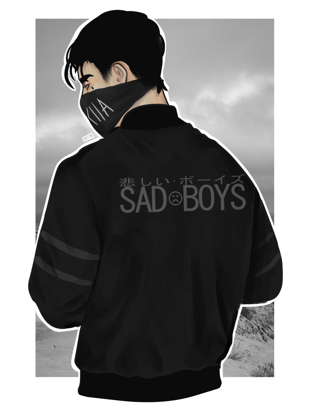 . PlusPng.com Sad Boy Squad by Killer-Instincts - PNG Sad Boy