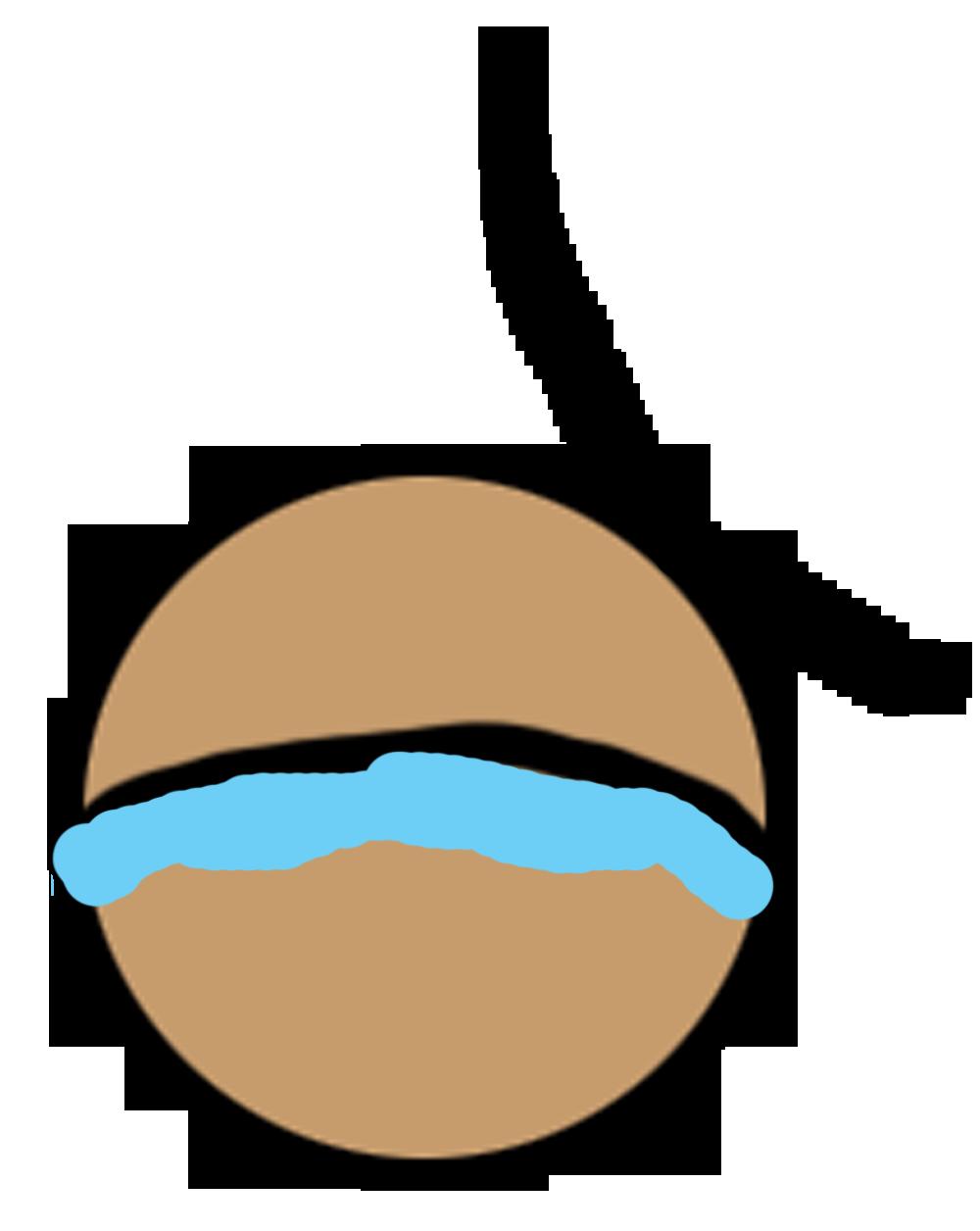 PNG Sad Eyes - 87808