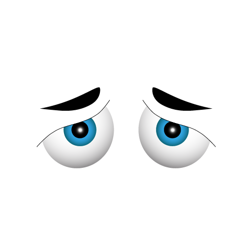 PNG Sad Eyes - 87806