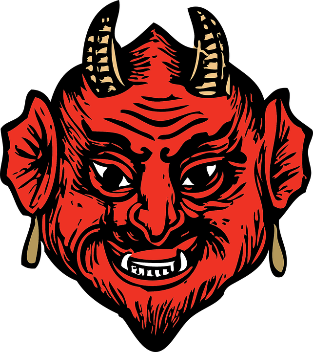 PNG Satan Transparent Satan.PNG Images.   PlusPNG