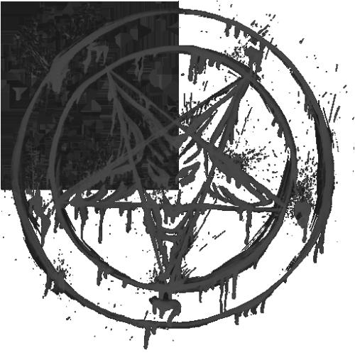 pin Drawn sykol satanic #6 - PNG Satan