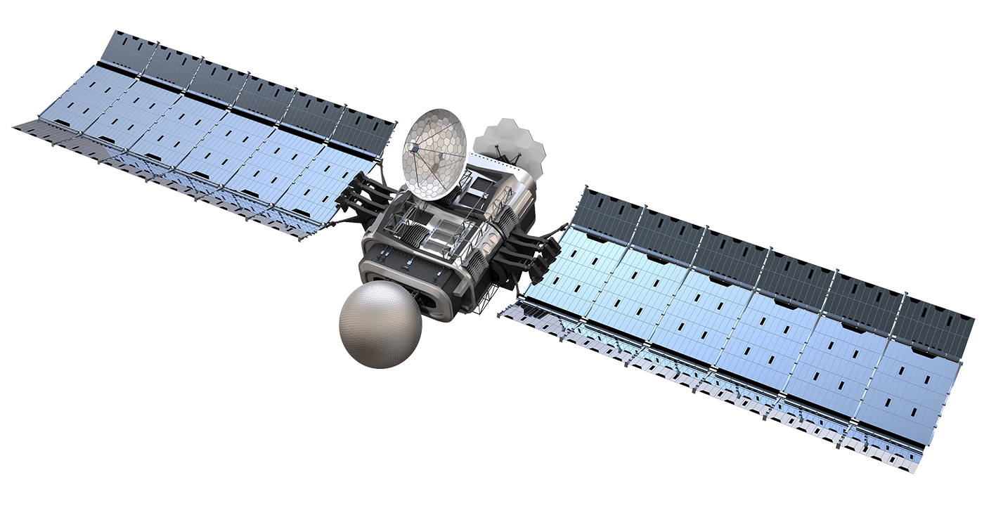 PNG Satellite-PlusPNG.com-1417 - PNG Satellite