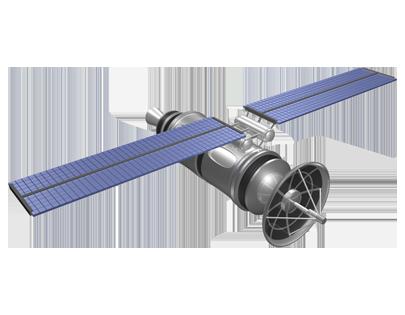 Download PNG image - Satellite Png Image - PNG Satellite
