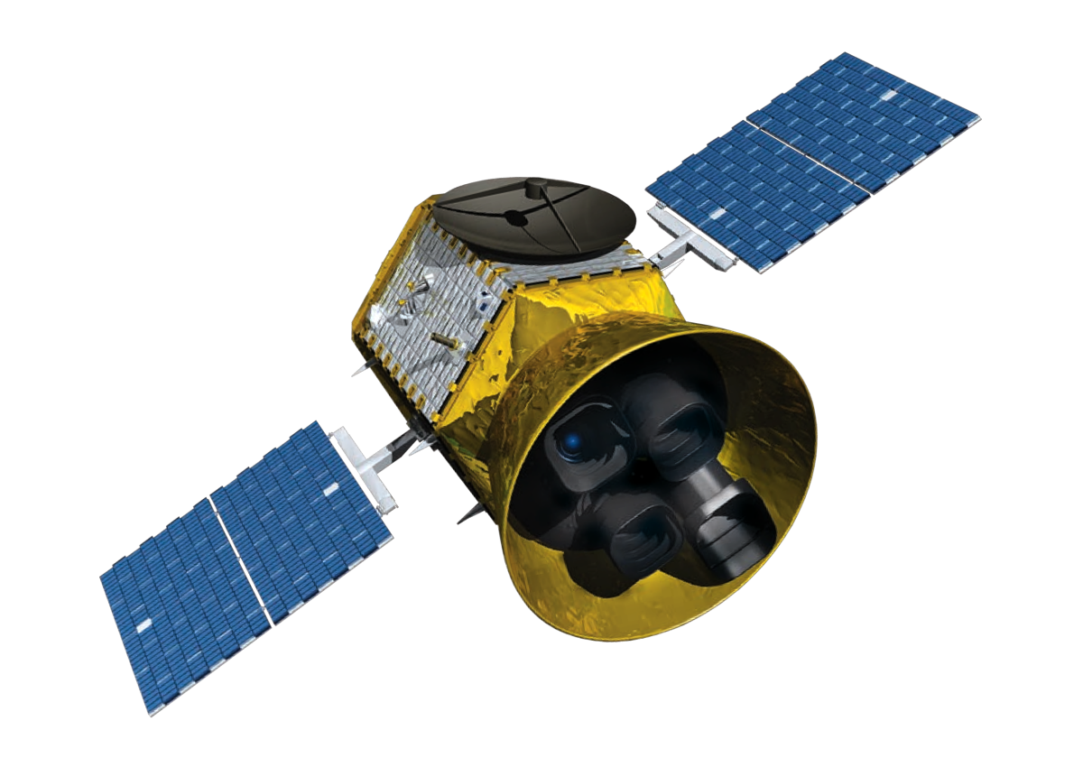 File:Transiting Exoplanet Survey Satellite artist concept (transparent  background).png - PNG Satellite