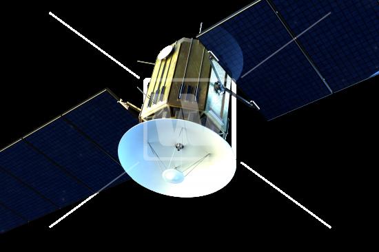 Satellite Closeup PNG - PNG Satellite