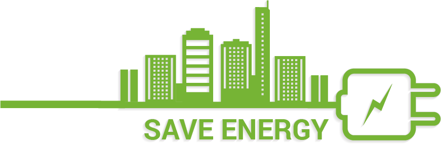 how to draw save energy