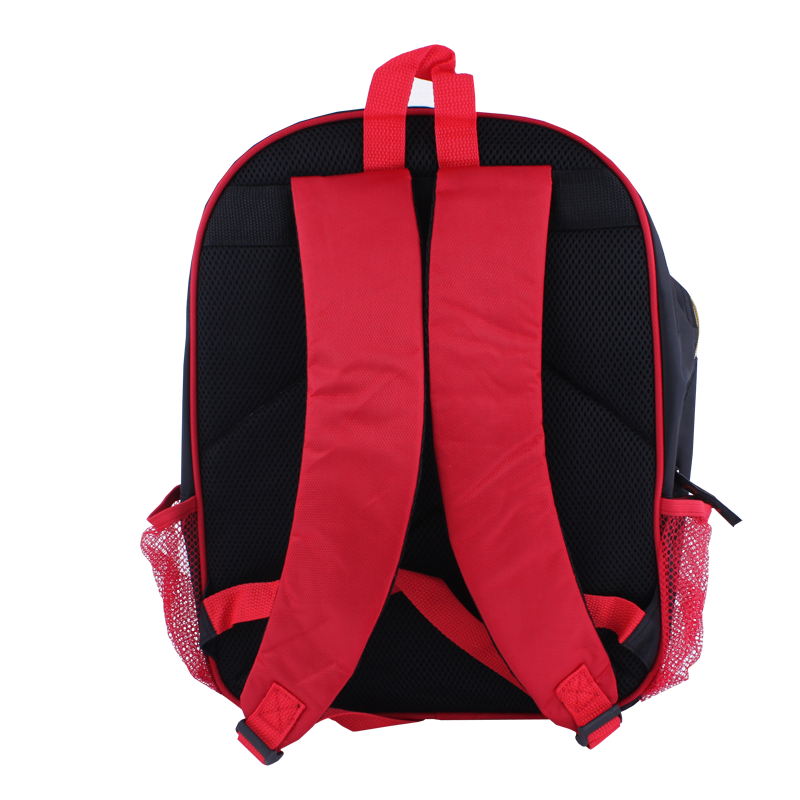 . PlusPng.com School bag Cars - black - 2 - PNG School Bag