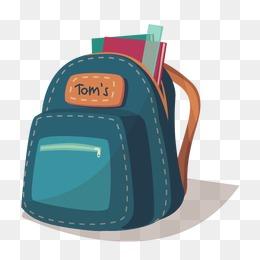 PNG School Bag - 87620