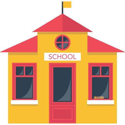 PNG SVG PlusPng.com  - PNG School Building