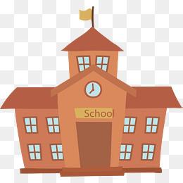 School building, Vector Png, Academic Building, School PNG and Vector - PNG School Building