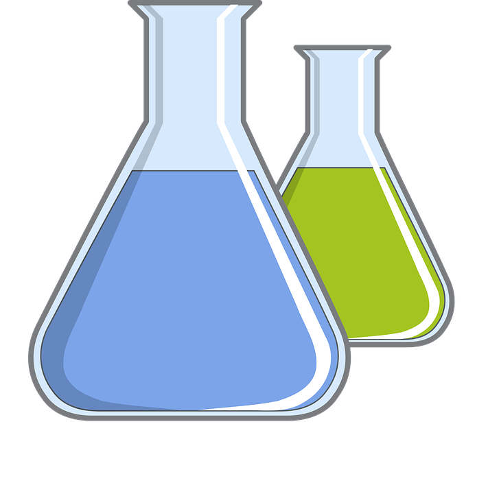 Chemistry, Lab, Experiment, Science, Flask, Glass - PNG Science Experiment