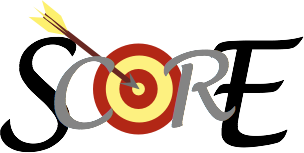 SCORE logo - PNG Score