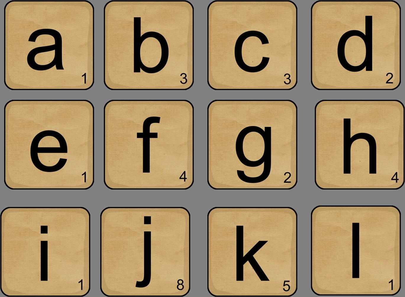 PNG Scrabble - 86091