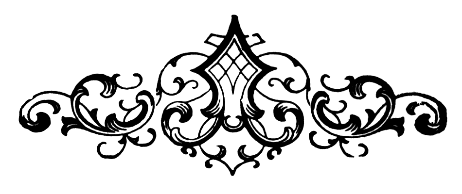 Scrollwork Fancy Scroll Clipart