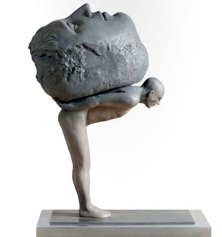 Aurora Cañero - PNG Sculpture