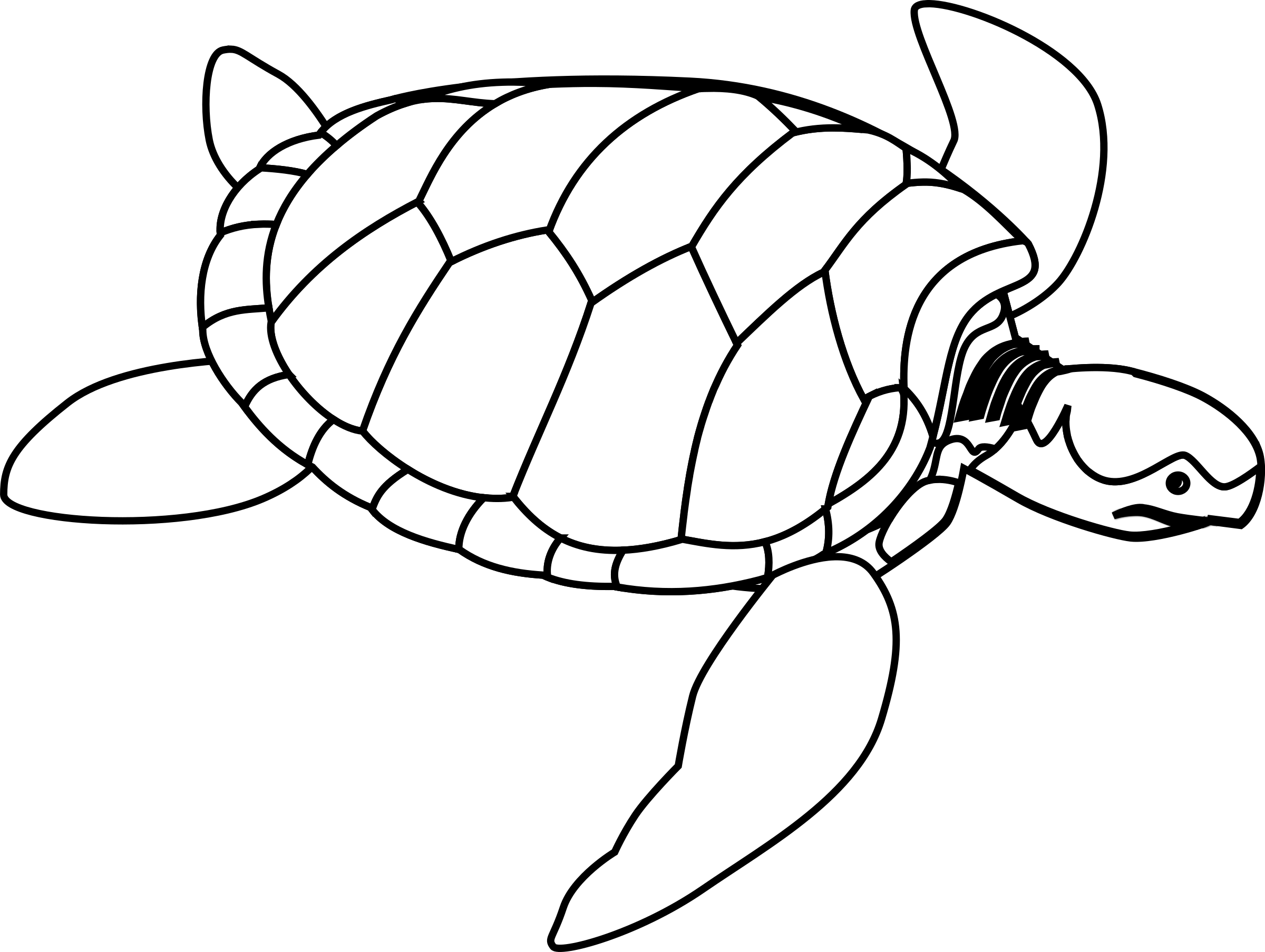 BIG IMAGE (PNG) - PNG Sea Black And White
