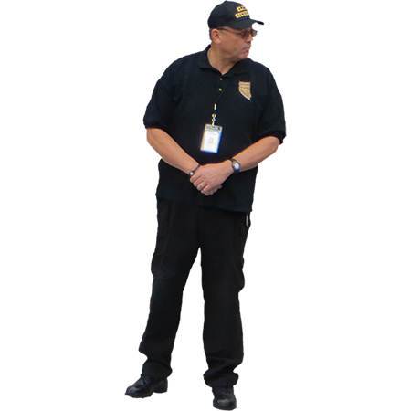 PNG Security Guard - 87486