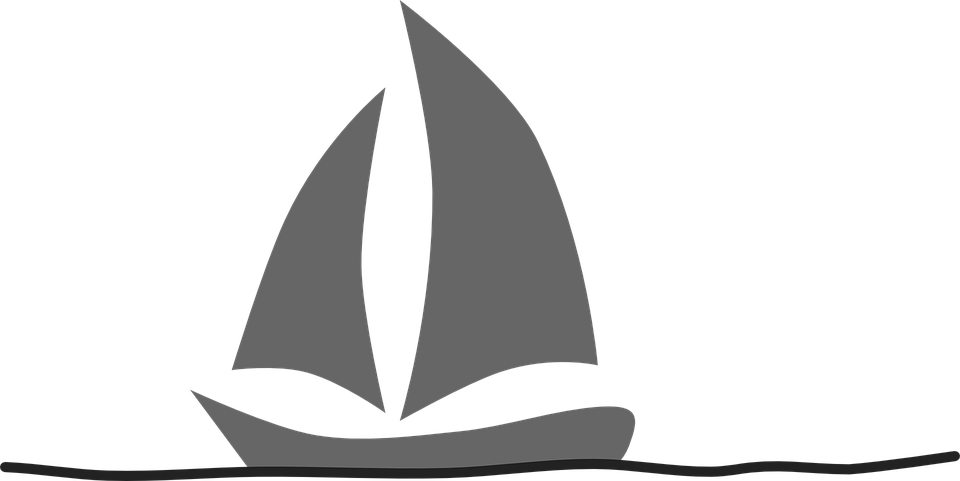 Boot, Segelboot, Meer, Segeln, Segelschiff, Schiff - PNG Segelboot